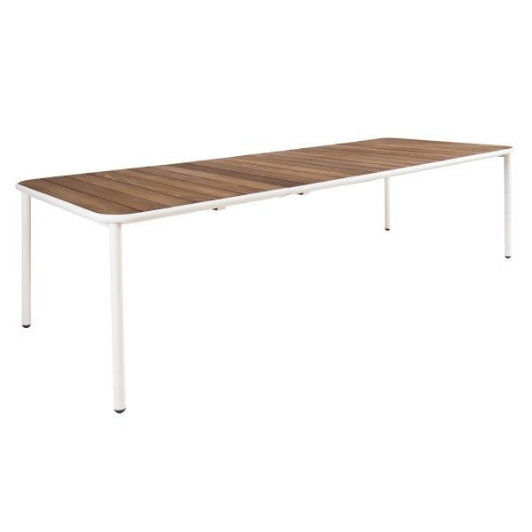 Emu Yard Extensible Table Ash tuintafel 160-270x98