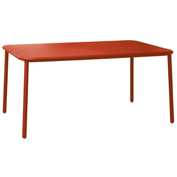 Emu Yard Table Aluminium tuintafel 160x98