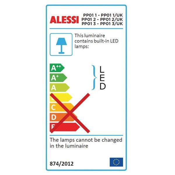 Alessi I Love Animals tafellamp LED