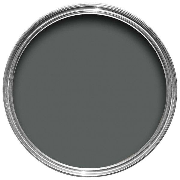 Farrow & Ball Hout- en metaalverf buiten Down Pipe (26)