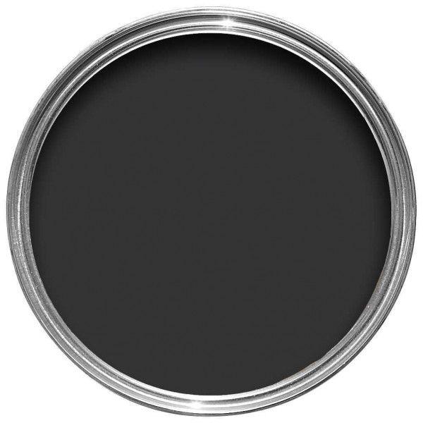 Farrow & Ball Hout- en metaalverf buiten Pitch Black (256)
