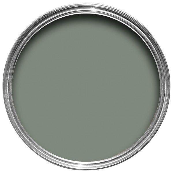 Farrow & Ball Hout- en metaalverf binnen Card Room Green (79)