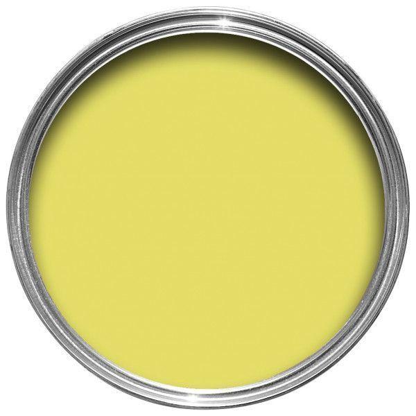 Farrow & Ball Hout- en metaalverf binnen Yellowcake (279)