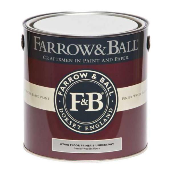 Farrow & Ball Wood Floor Primer & Undercoat White and Light Tones