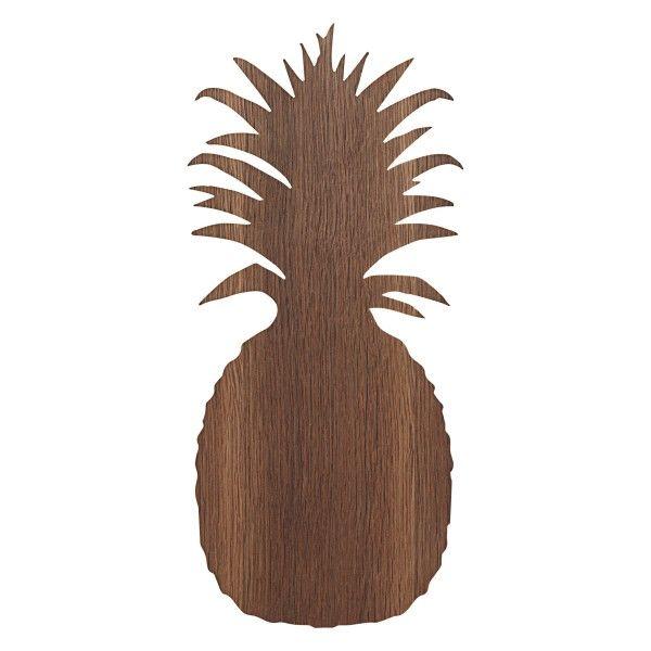 Ferm Living Ananas wandlamp