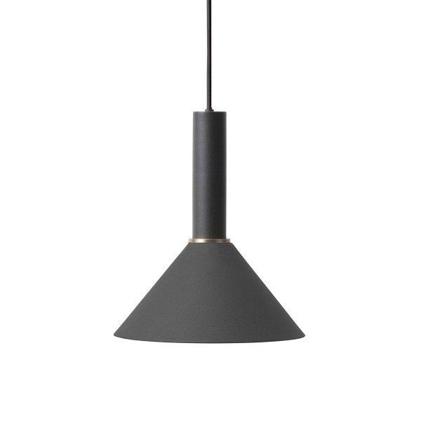 Ferm Living Cone Black hanglamp