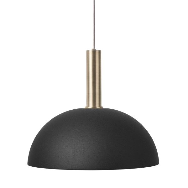 Ferm Living Dome Black hanglamp