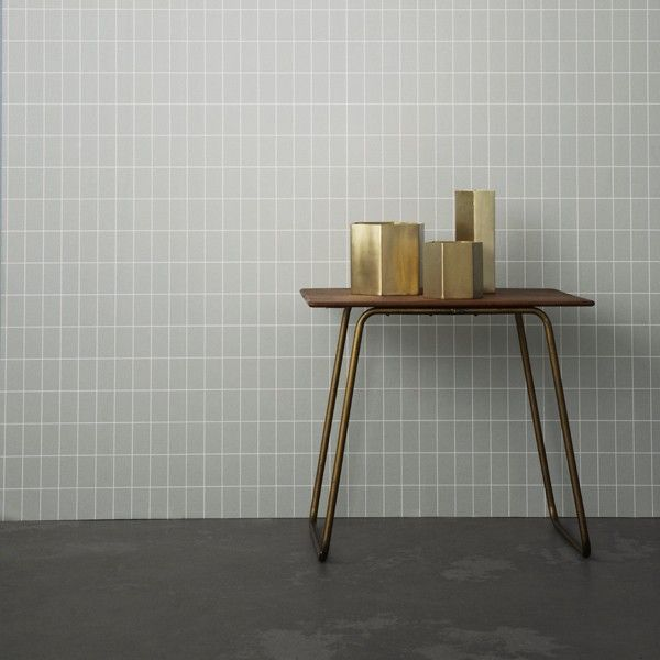 Ferm Living Hexagon vaas