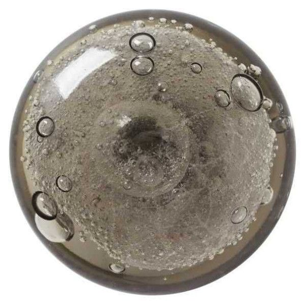 Ferm Living Hook Smoked Bubble Glass wandhaak