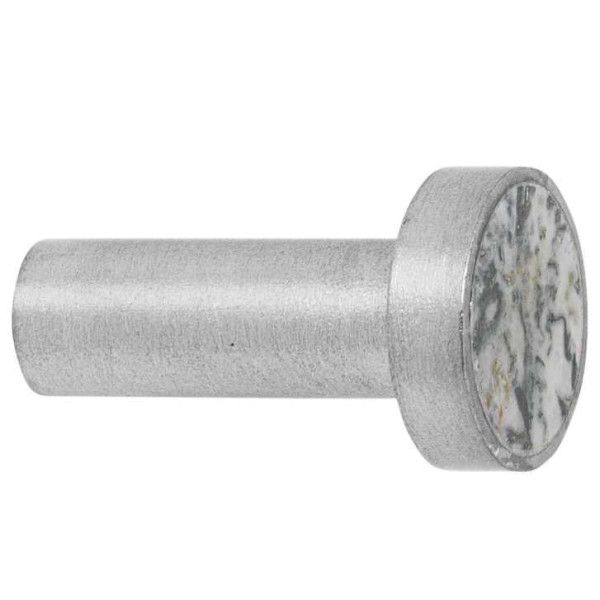 Ferm Living Hook Steel Stone wandhaak small