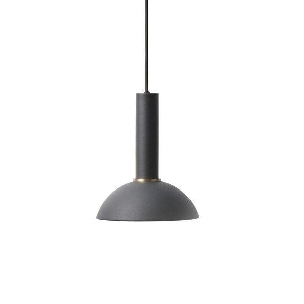 Ferm Living Hoop Black hanglamp