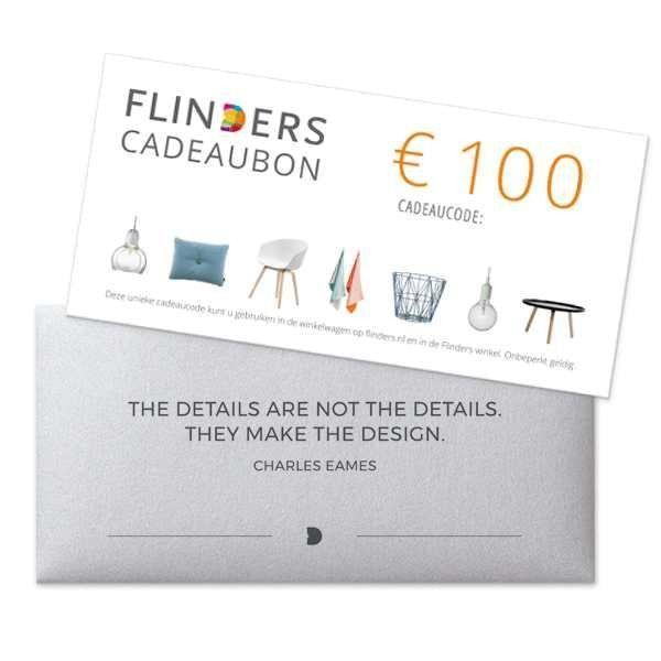 Flinders Flinders Cadeaubon €100