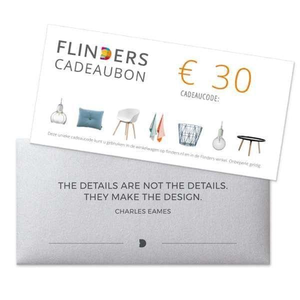 Flinders Flinders Cadeaubon €30