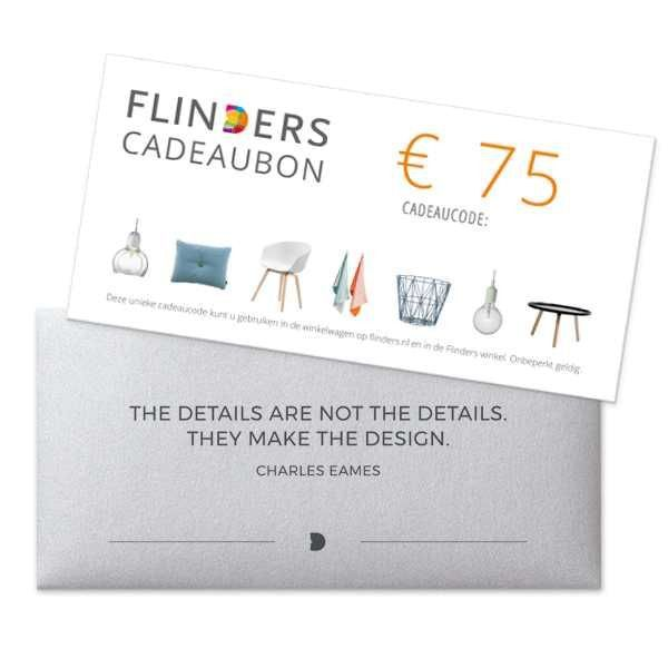 Flinders Flinders Cadeaubon €75