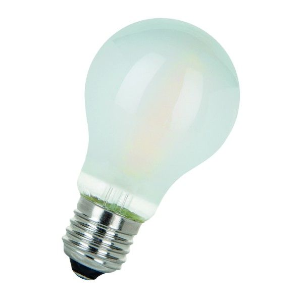 Flinders LED A60 E27 4W 2700K lichtbron opaal niet dimbaar