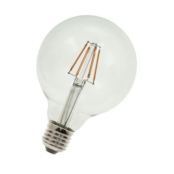 Flinders LED G95 E27 4W 2700K lichtbron helder niet dimbaar