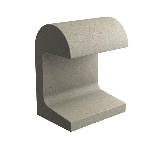 Flos Casting Concrete sokkellamp 3000K