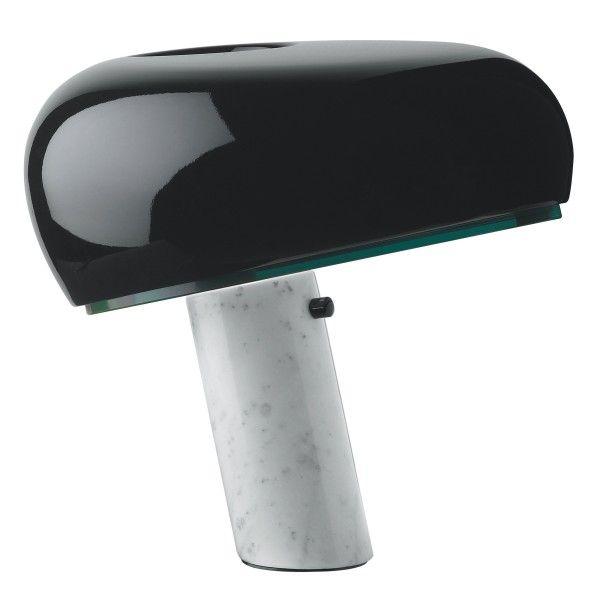 Flos Snoopy tafellamp zwart