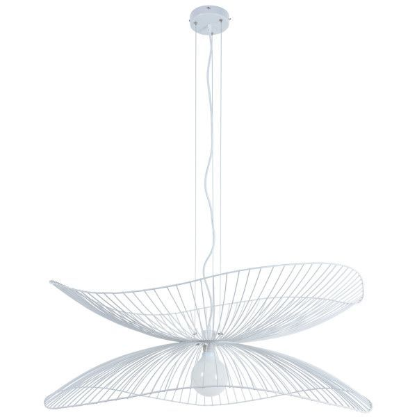 Forestier Outlet - Libellule hanglamp large wit
