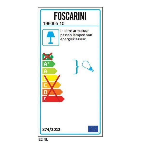 Foscarini Bahia wandlamp