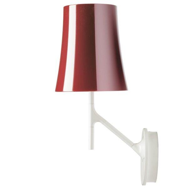 Foscarini Birdie wandlamp met touchdimmer