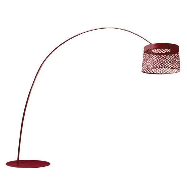 Foscarini Twice As Twiggy Grid vloerlamp outdoor LED