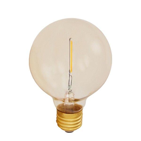 Frama Atelier E27 LED G80 1W lichtbron