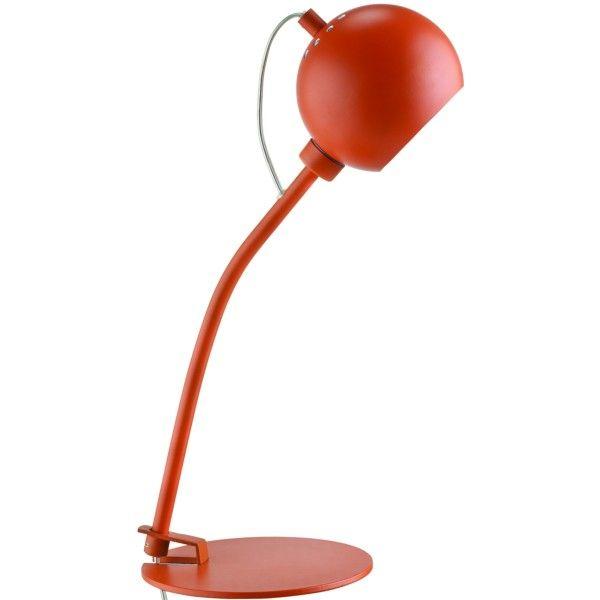 Frandsen Ball tafellamp LED oranje
