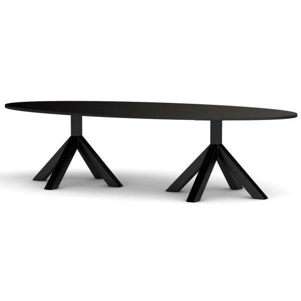 Gispen Dukdalf tafel 150x300