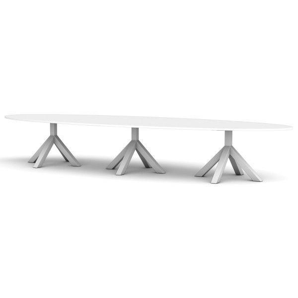 Gispen Dukdalf tafel 160x480