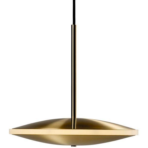 Graypants Dish 10 Horizontal hanglamp LED