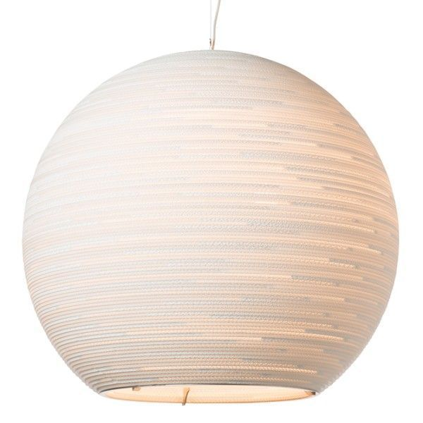 Graypants Sun 48 White hanglamp