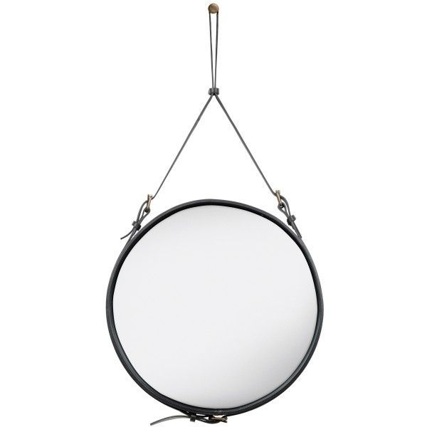 Gubi Adnet Circulaire spiegel medium