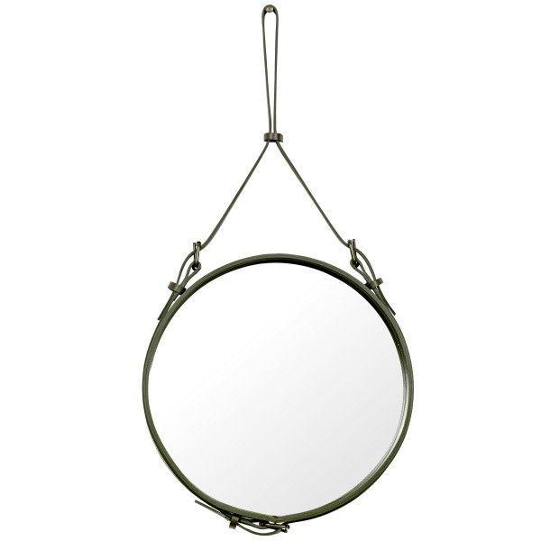 Gubi Adnet Circulaire spiegel small