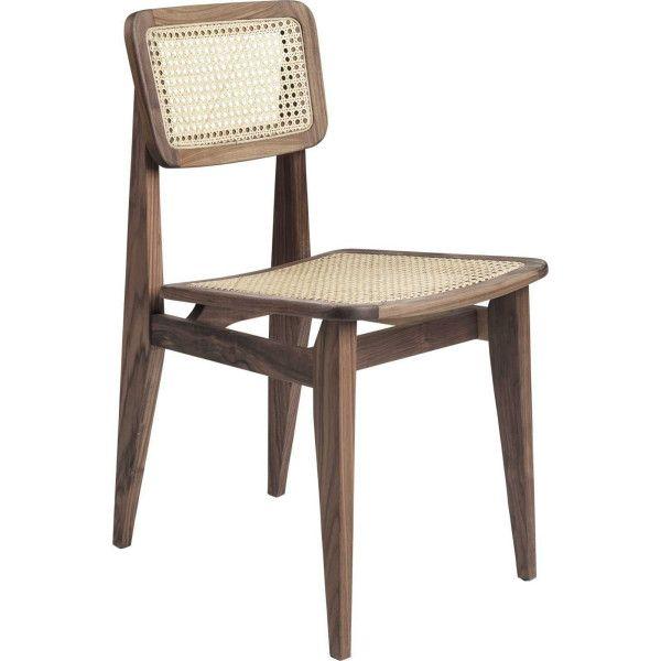 Gubi C-chair stoel