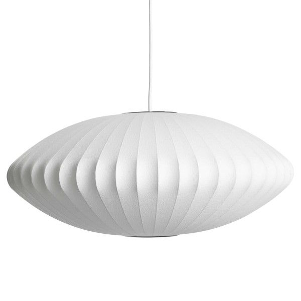 Hay Nelson saucer Bubble hanglamp M