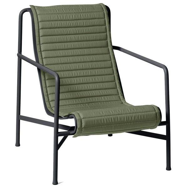 Hay Quilted zitkussen voor Palissade High fauteuil