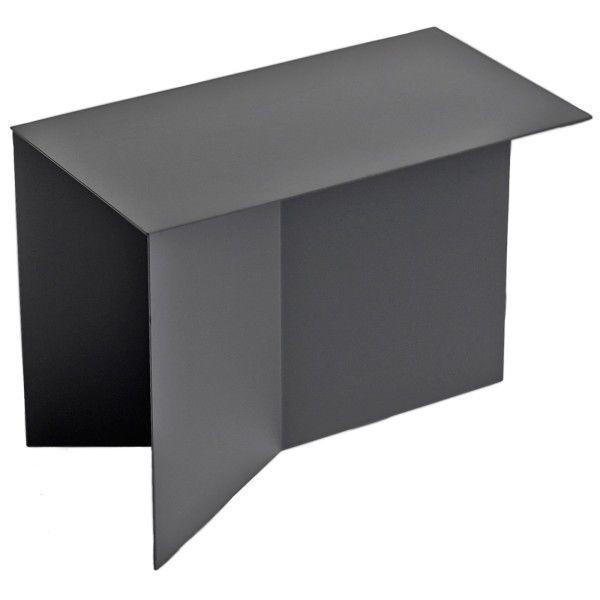 Hay Slit Table Oblong bijzettafel 49x28