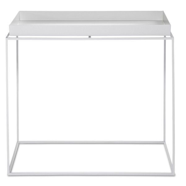 Hay Outlet - Tray Table salontafel wit side