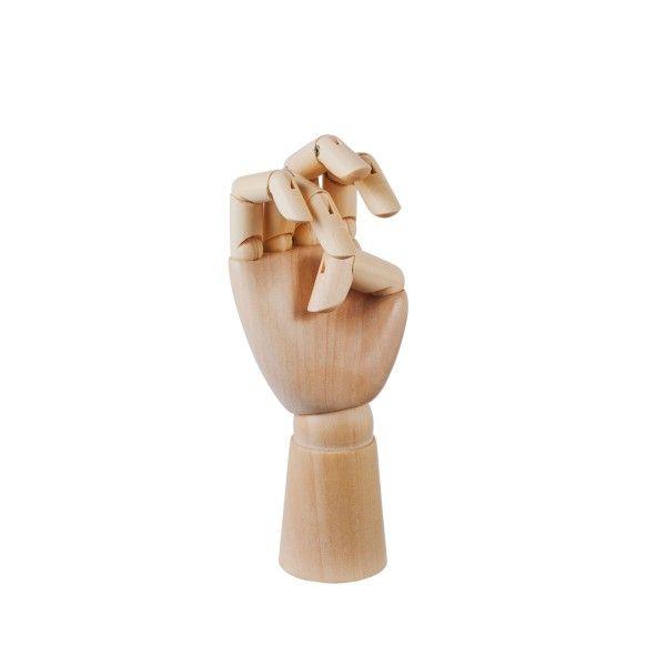 Hay Wooden Hand kunst small