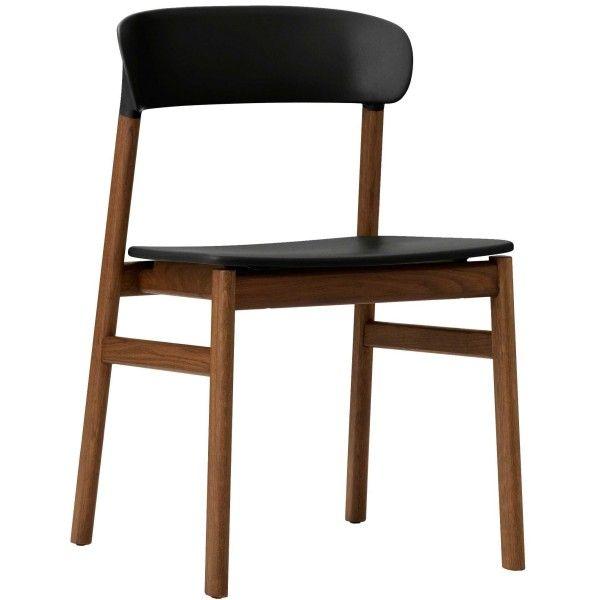 Normann Copenhagen Herit Smoked Oak stoel