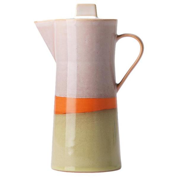 HKliving 70's Ceramic coffee pot