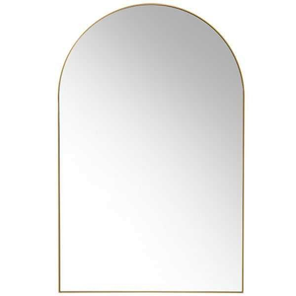 HKliving Messing / koper spiegel