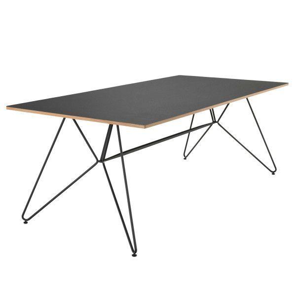 Houe Sketch tafel 95x208
