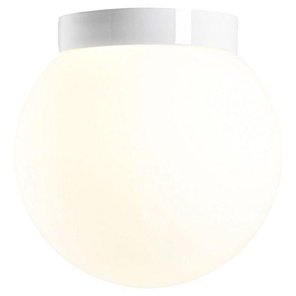 Ifö Electric Classic Globe plafond-en wandlamp porselein IP44 300mm