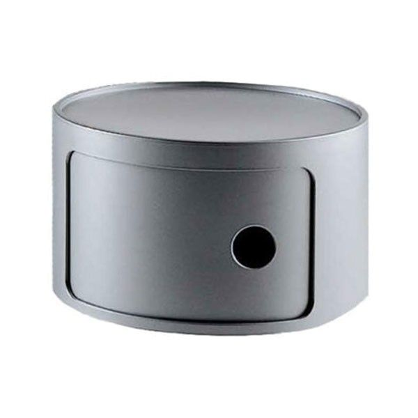 Kartell Componibili kast rond xsmall (1 comp.)