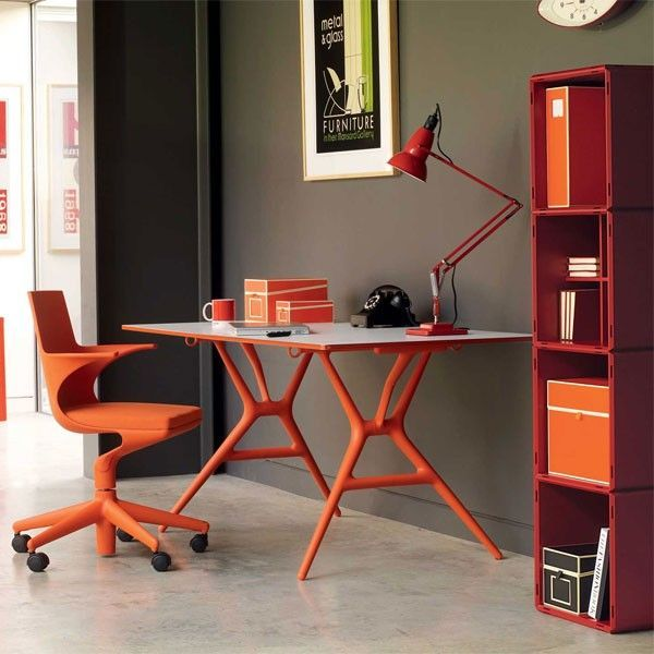 Kartell Spoon Chair bureaustoel