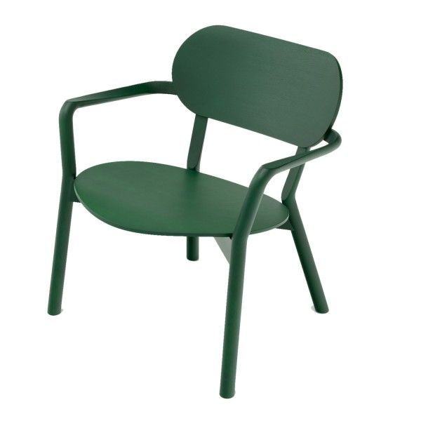 Karimoku New Standard Castor Low fauteuil