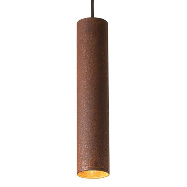 Graypants Roest Vertical 30 hanglamp