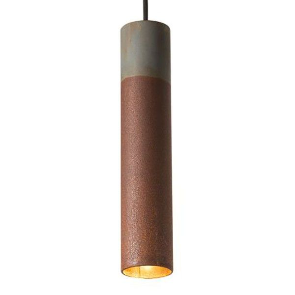 Graypants Roest Vertical 30 zinc hanglamp